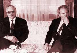 Slobodan Milošević u američkoj bazi (video)