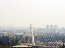 Podgorica:Zagađenost vazduha bila duplo veća od dozvoljene