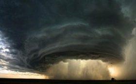 Mali tornado (video)