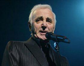 Aznavur izdaje album u 91. godini