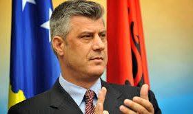 Tači: Imaćemo korekciju granice sa Srbijom