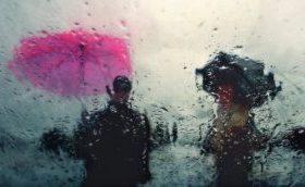 Kišovit dan do popodne
