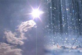 Oblačno, poslije podne kiša