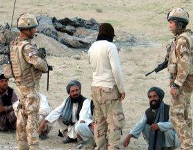 NATO traži statiste Avganistance