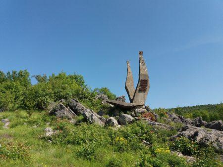 Spomen na Lovcenski partizanski odred