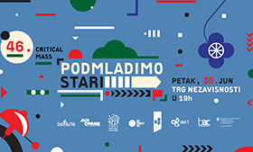 Podgorica: Večeras 46. Critical Mass