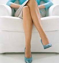 Prekrštene noge