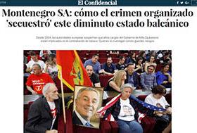 Španski list: Kako je organizovani kriminal 'oteo' malu, balkansku zemlju