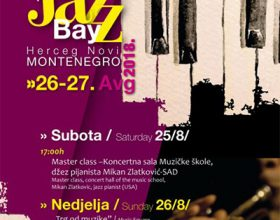 Jazz Bay od 26. i 27. avgusta