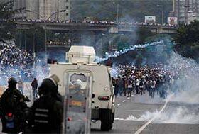 U Venecueli u toku pokušaj državnog udara