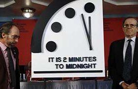 100 sekundi do ponoći