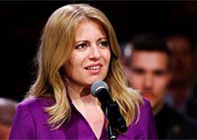 Liberalna Zuzana postaće predsjednica Slovačke