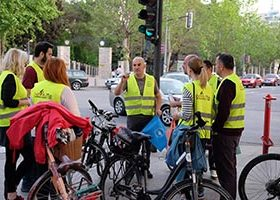 Akcije Bicikla.me u cilju bezbjednosti