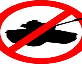 Hoćemo život bez militarizma