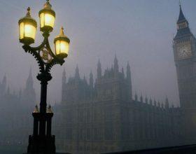 Britanija na kiši