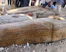 Selidba kraljevskih mumija (video)