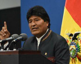 Morales stigao u Meksiko nakon što je dobio politički azil