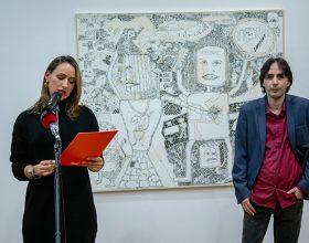 Moderna galerija: Izložba radova slikara Luke Sekulića