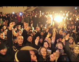 Molitveni protesti i litije u više crnogorskih gradova