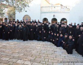 Sveštenstvo i monaštvo Mitropolije: Marković nepravedno proziva našeg Mitropolita