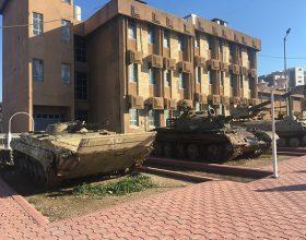 Kurdistan Irak – Amna Suraka ( Crveni zatvor)