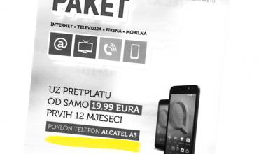 Građanin Šarkić protiv kompanije M:tel