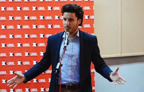 Lider URA najavio građansku platformu, Demokrate ga sumnjiče za licemjerstvo