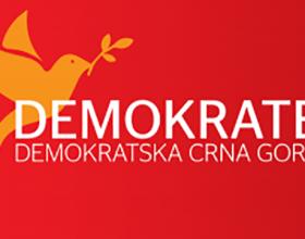 Demokrate: Abazović bio protiv akcije 'kako bi DPS preuzela vlast i kontrolu nad Cetinjem i Crnom Gorom'