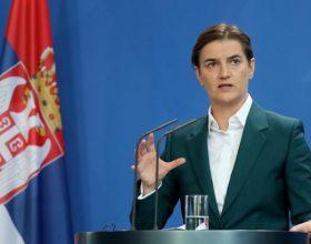 Brnabić: Povlačimo odluku o protjerivanju ambasadora CG