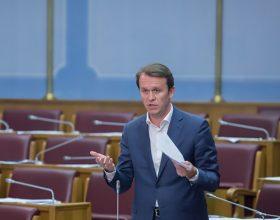 Raško Konjević predsjednik SDP