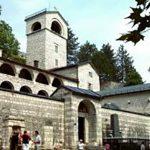 Zabranjeni radovi u Cetinjskom manastiru