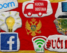 Online Crna Gora – jedna u nizu mjera NKT ili dio naše budućnosti?