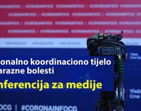 Konferencija za novinare NKT (live stream)