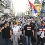 Beograd: Građani se okupljaju ispred Skupštine Srbije (uživo)