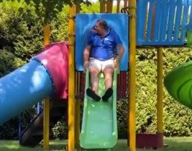 Kad se Dodik zaigra (video)