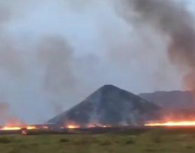 Požari oko Skadarskog jezera gutaju sve pred sobom (video)