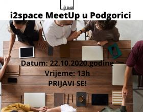 i2space MeetUp za mlade preduzetnika/preduzetnice
