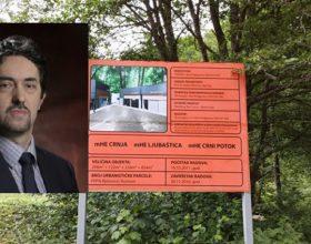 Dr Pešić: Nepoštovanje mjera iz elaborata projekata mHE upućuje na korupciju