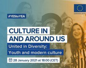 Online događaj: Kultura u nama i oko nas