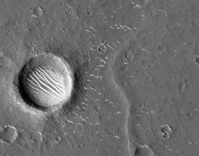 Grad na Marsu (video)