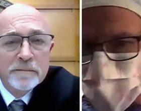Hirurg prisustvovao suđenju iz operacione sale (video)
