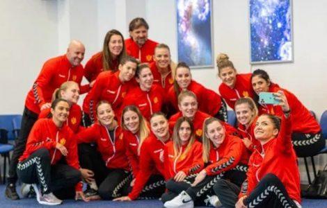CG rukometašice se kvalifikovale za Svjetsko prvenstvo