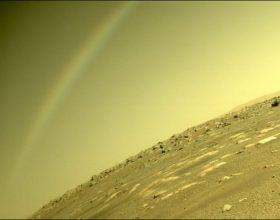 Nešto leti iznad Marsa (video)
