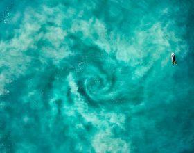 Vir u okeanu