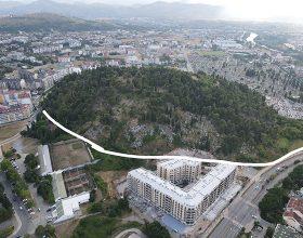 Šetalište pored Ljubovića – vječito rješenje za ranjeno brdo