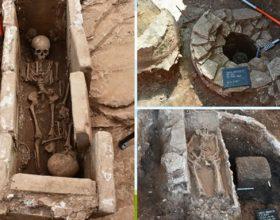 Arheolozi u Puli pronašli grobove i olovni antički sarkofag