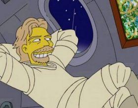 Simpsonovi predvidjeli Brensonov let u svemir