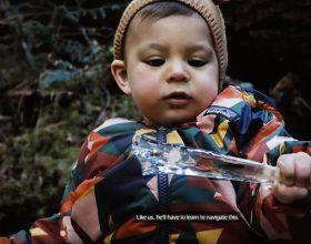 Bebin susret s prirodom (dokumentarac)