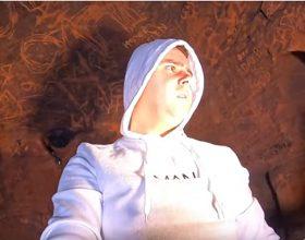 Jutjuberov ulazak u pećinu templara (video)